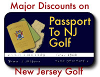 Purchase your Passport to New Jersey Golf Pass today