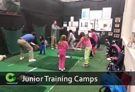 castnerGolf Junior Training Camps