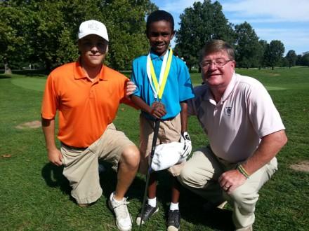 Castner Golf First Tee