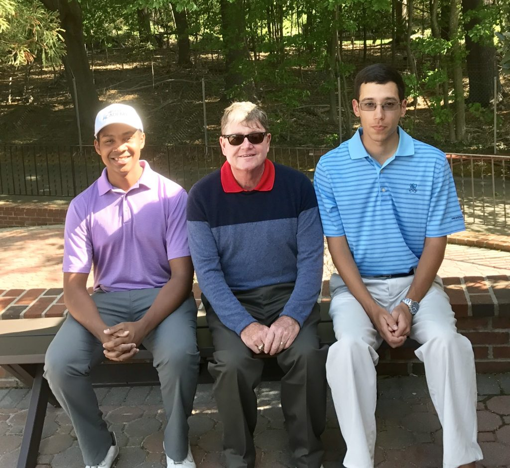 Congratulations to our First Tee of Plainfield alumni - Andrew Gutierrez and Josh Marseille