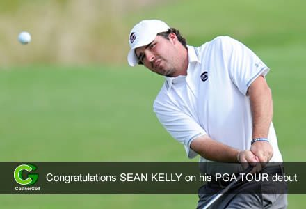 CastnerGolf alumni, Sean Kelly, will be making his first PGA TOUR start tomorrow at 2pm (Tee #10) at the AT&T Byron Nelson Championship